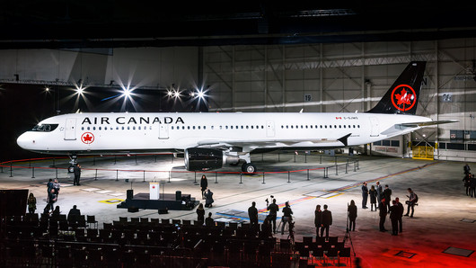 Air Canada | Airbus A321-200
