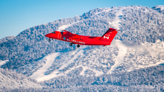 Transport Canada | Dehavilland Dash-8-100