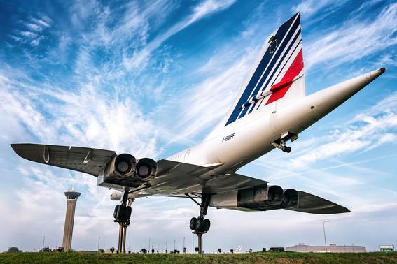 Air France   Aérospatiale Concorde