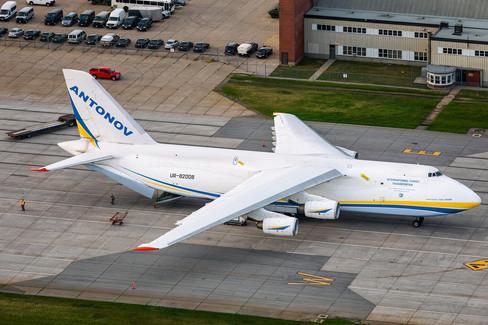 Antonov Airlines | An-124 Ruslan.