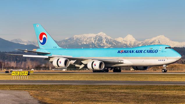 Korean Air Cargo | Boeing 747-8F