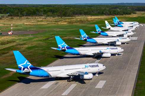Air Transat | Airbus A330-200
