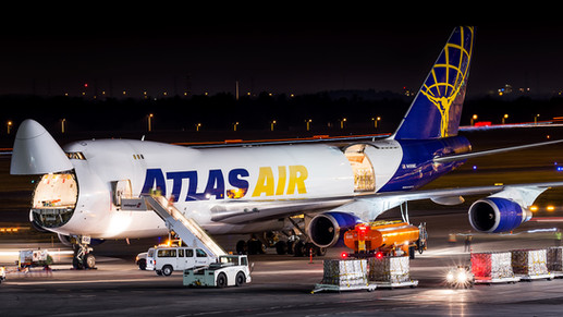 Atlas Air | Boeing 747-400F