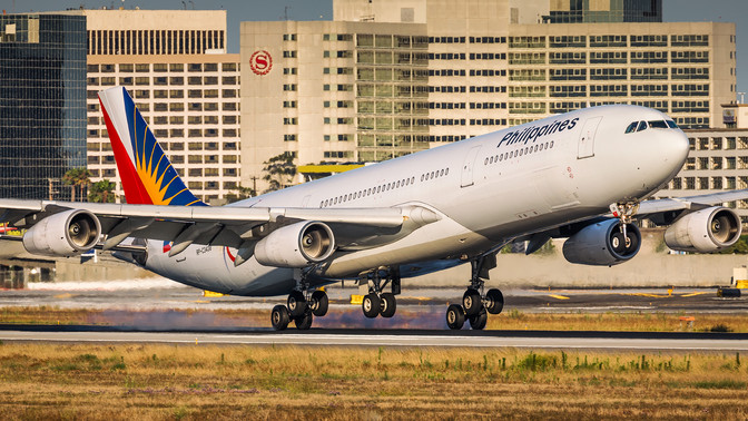 Phillipine Airlines | Airbus A340-300