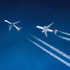 Iberia & Delta Airlines | Airbus A350-900 & Boeing 767-300ER
