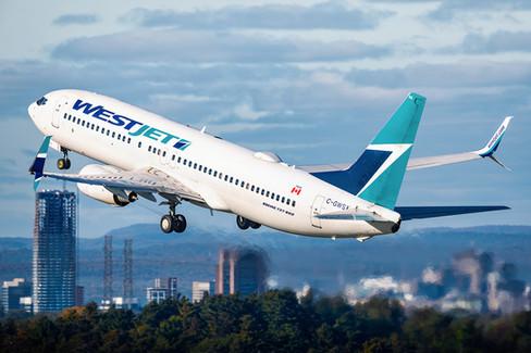 Westjet | Boeing 737-800