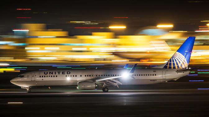 United Airlines | Boeing 737-900ER