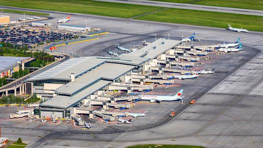 Ottawa Airport Terminal
