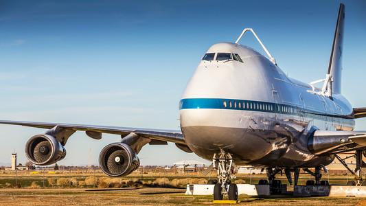 NASA   Boeing 747-100