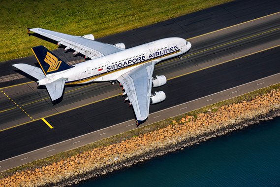 Singapore Airlines | Airbus A380-800