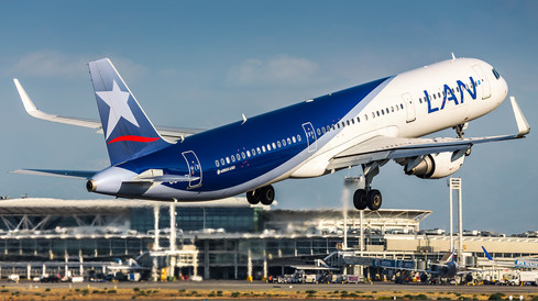 LAN   Airbus A321-200