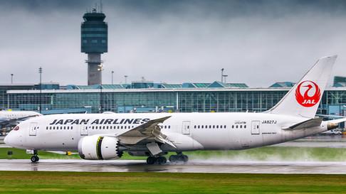 JAL - Japan Airlines | Boeing 787-8 Dreamliner