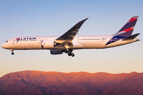 LATAM | Boeing 787-9 Dreamliner