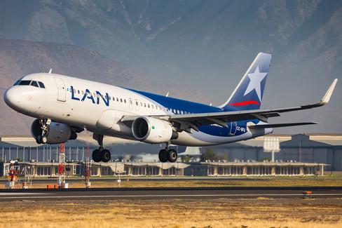 LAN   Airbus A320-200