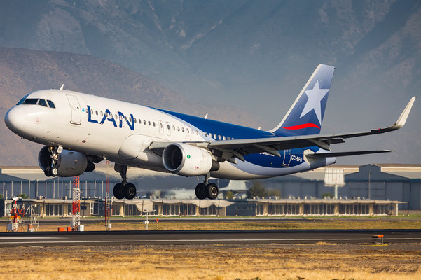 LAN | Airbus A320-200