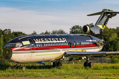 Weststar | Boeing 727-23