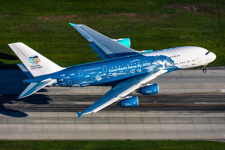 HiFly Malta | Airbus A380-800