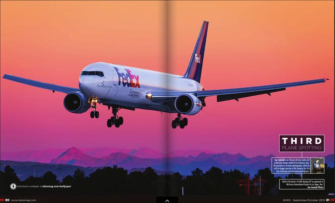 Skies Magazine | September/October 2015 Issue