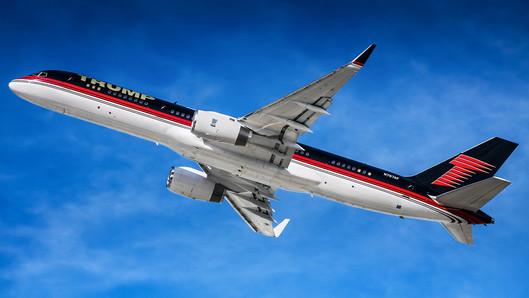 Trump | Boeing 757-200