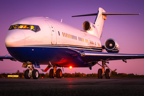 Private | Boeing 727-21