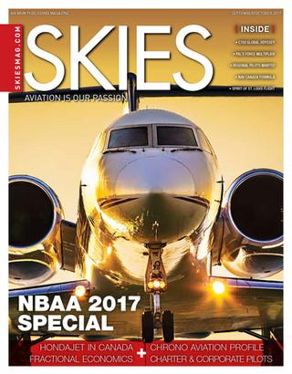 Skies Magazine | September/October 2017 Issue
