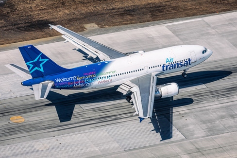 The last remaining Airbus A310 from the Air Transat fleet arriving to its final resting place on March 31, 2020. Captured from the PIC side of a Piper Cherokee PA-28 out of passion and thought of documenting a historic end of an era in Canadian aviation. As usual a great thank you to the wonderful ATC for accomodating my requests!
