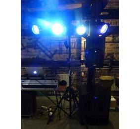 LED Par Lichttechnik