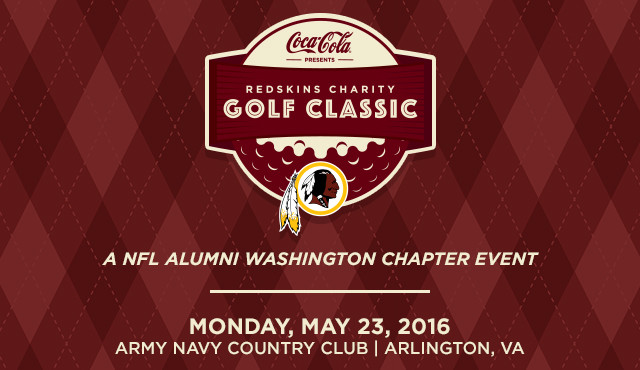 2nd Annual Redskins Charity Golf Classic