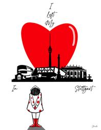 I left my heart in Stuttgart