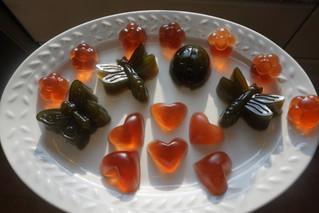 Snack Attack: Homemade Fruit Gummies