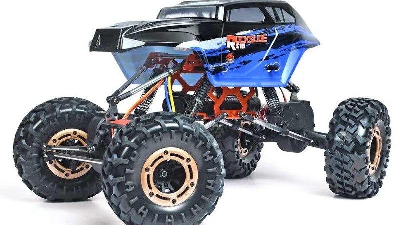 Rockslide RS10 XT 1/10 Crawler