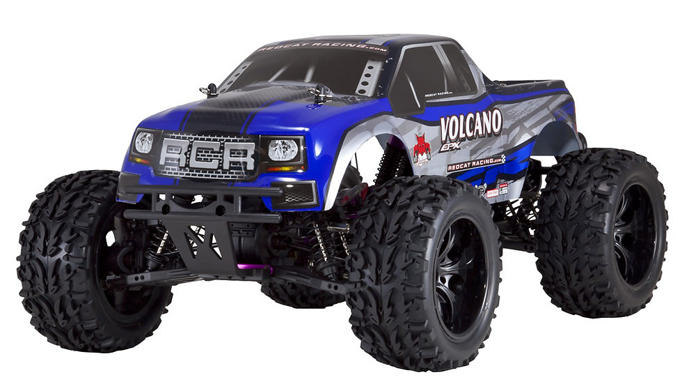 Volcano EPX Truck 1/10 Scale Brushed Electric