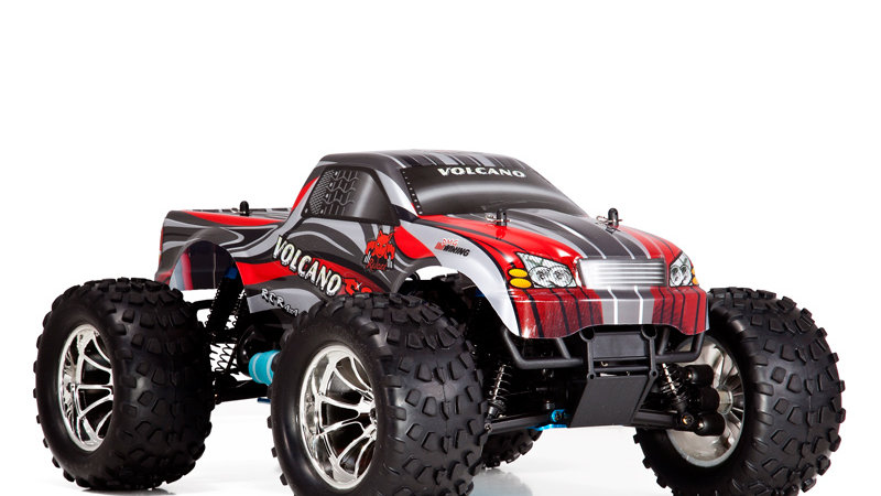 Earthquake 3.5 1/8 Scale Nitro Monster Truck