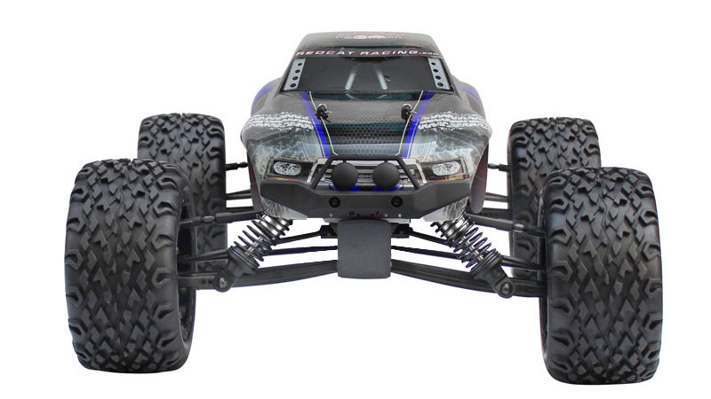 TERREMOTO V2 BRUSHLESS 1/8 MONSTER TRUCK