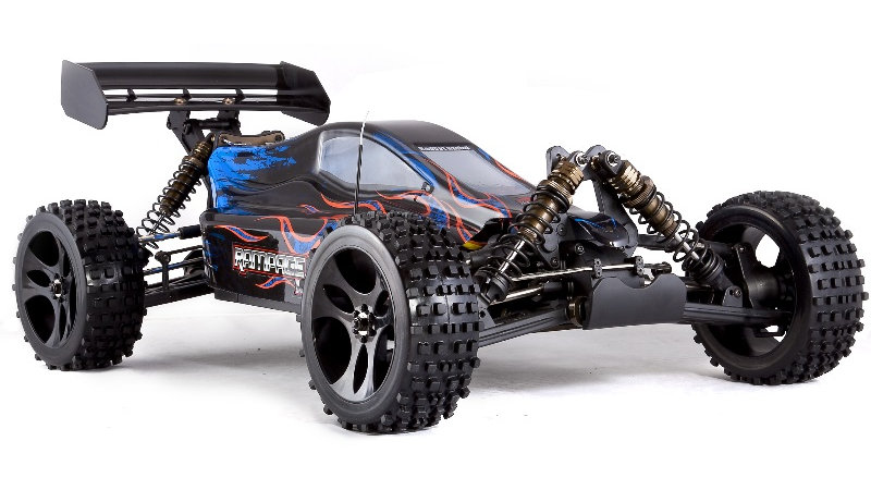 Rampage XB-E 1/5 Scale Brushless Buggy