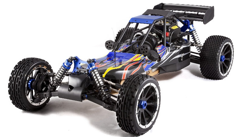Rampage DuneRunner V3 1/5 Scale Gas Buggy