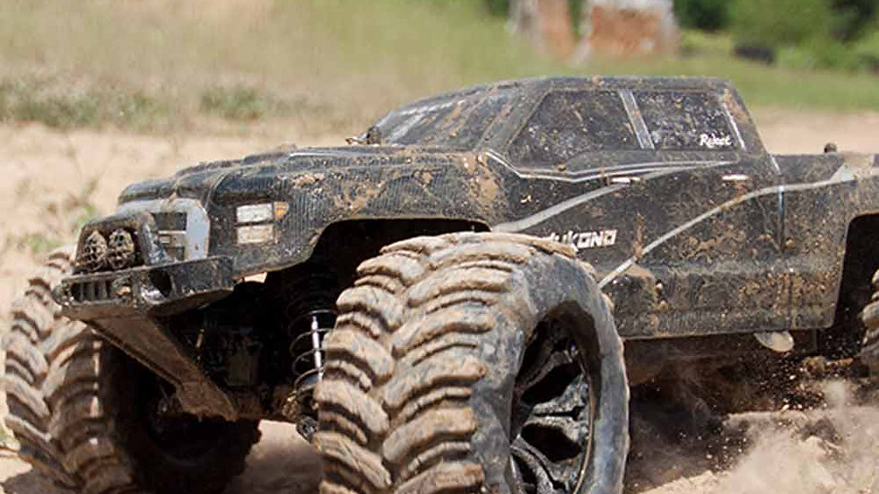 Dukono Pro Monster Truck 1/10 Brushless