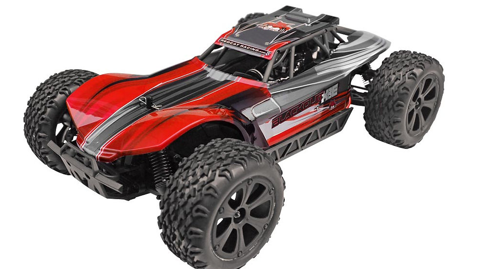 BLACKOUT™ XBE 1/10 SCALE ELECTRIC BUGGY