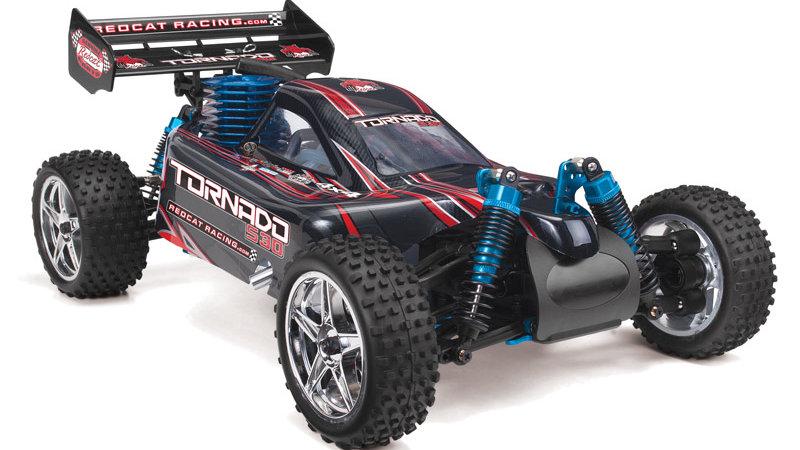 Tornado S30 1/10 Scale Nitro Buggy
