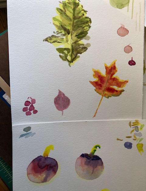 Ruth_radishes_leaves