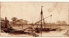Rembrandt Wash Boat