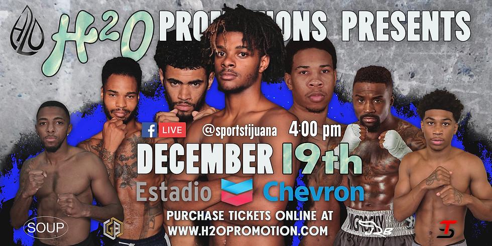 Fight Night December 19th 2020
