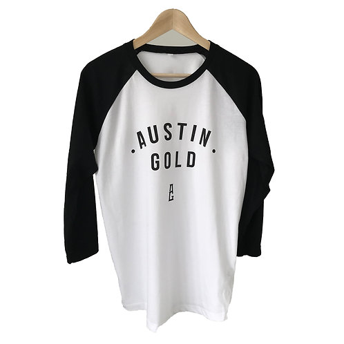 Unisex Austin Gold Baseball Top
