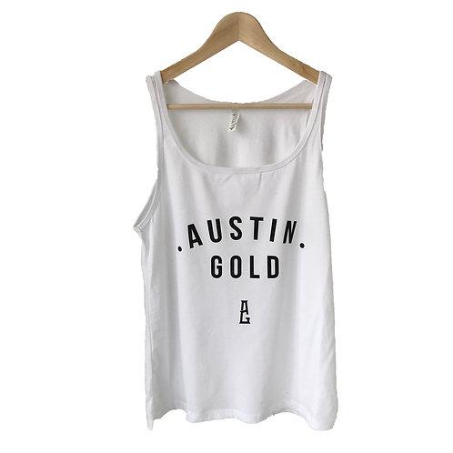 Ladies Austin Gold Vest