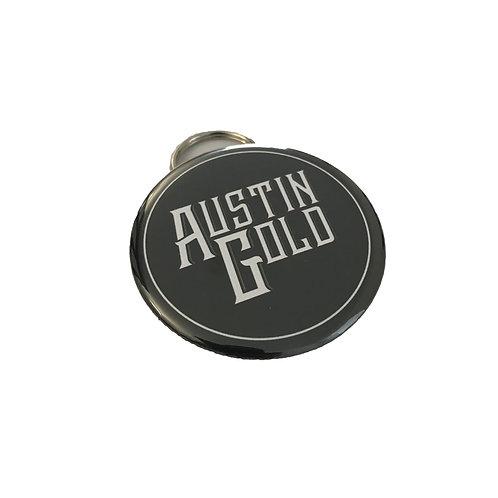 Austin Gold Keyring Bottle Opener
