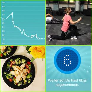 Diät Woche 3 - Tag 1 &2