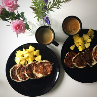 Rezept - Eiweiß-Pancakes