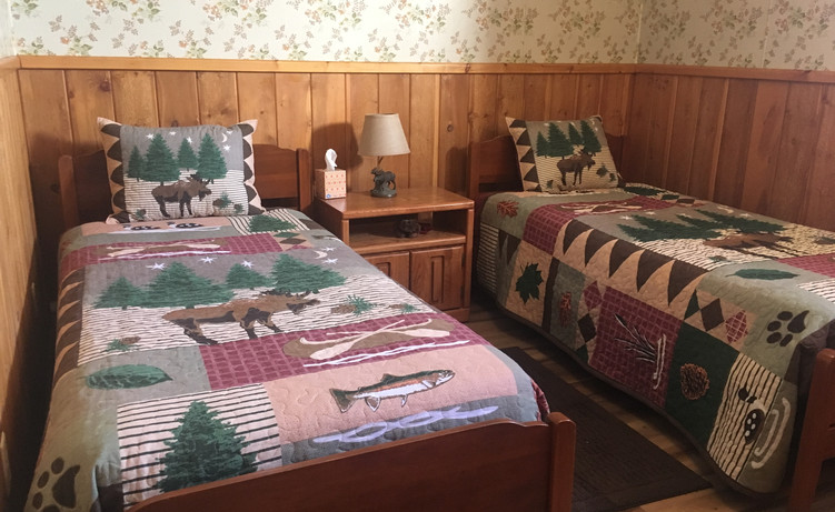 Moose Bedroom