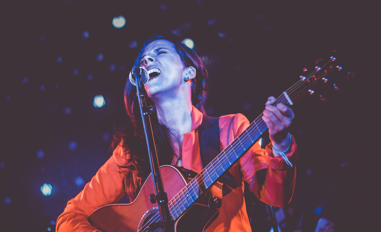 Live at Oxjam Camden Festival 2017