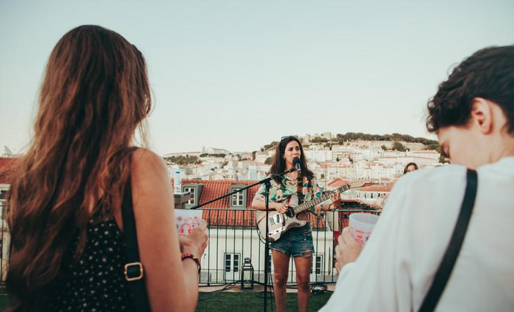 Live at Lisbon Summer Sessions